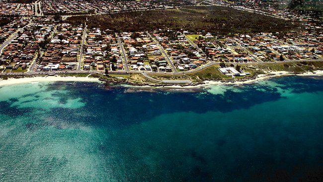 Watermans Bay has been closed after a shark sighting
