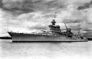 The USS Indianapolis was bombed 68 years ago today in shark-infested waters. The USS Indianapolis was bombed 68 years ago today in shark-infested waters.