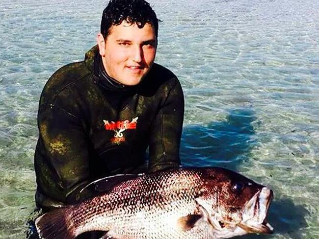 Jay Muscat, 17, killed at Cheynes Beach by shark